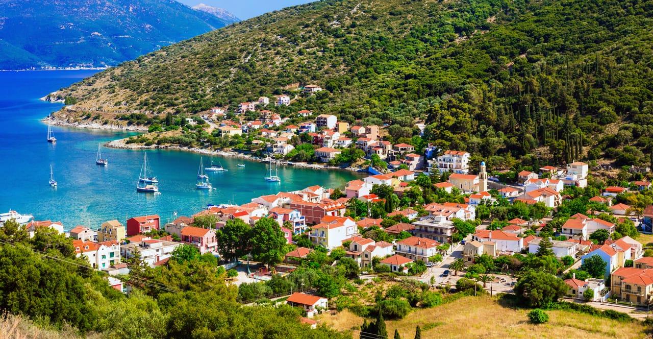 Agia Efimia Village
